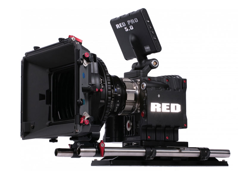 Red Pro at Blue Motion Pictures